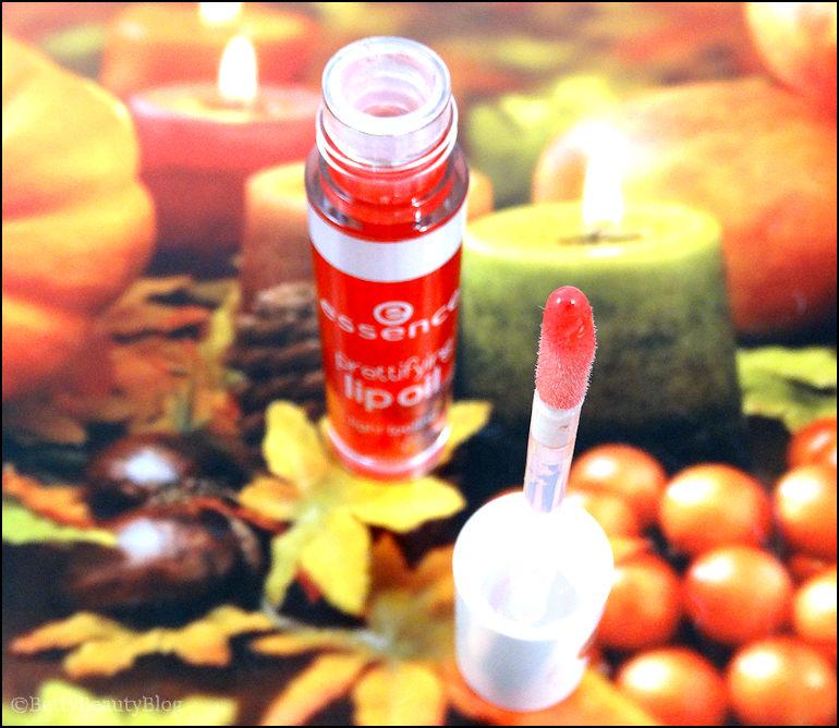 L'huile pour les lèvres à prix mini avec Essence