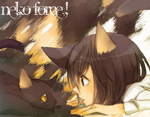 neko force ! ( by papatte )