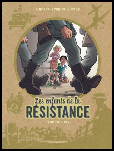 Concours Les enfants de la résistance