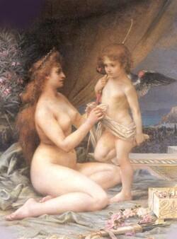Et Aphrodite apparut...
