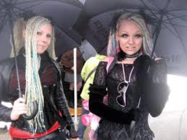 M'era Luna : festival goth