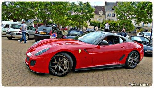 Ferrari gto à Nogent le Rotrou Dimanche 21 juin2015