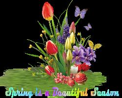 Le printemps magnifique saison!