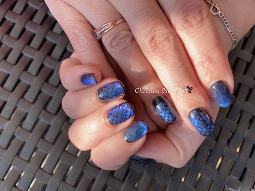 Nail art Magnétique