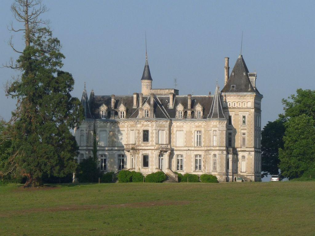Passirac castle.JPG