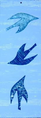 Pochoir Oiseaux Fouras