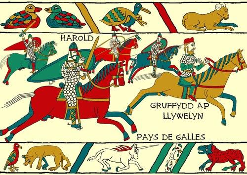 Histoire de Harold Godwinson (1)