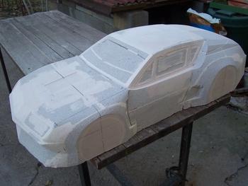 Projet Alpine A310 (331)
