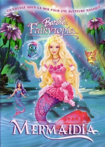 Affiche du film Barbie Mermaidia