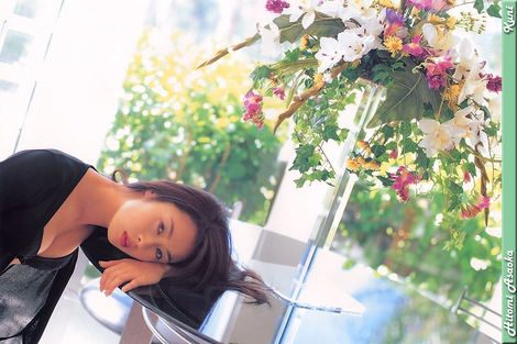 Model Collection : ( [KUNI Scan] - |vol.1| Hitomi Asaoka/浅丘瞳 )