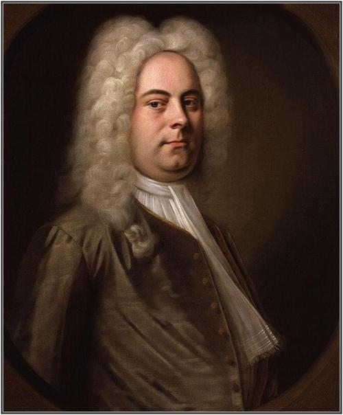 Georg Friedrich Haendel - Sarabande Hwv437 (1733)