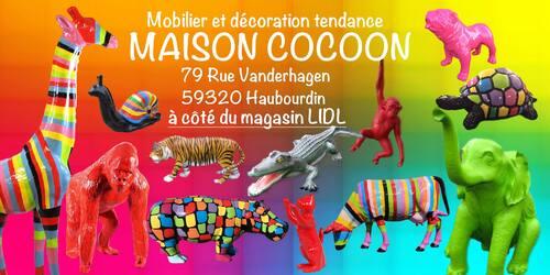 Maison Cocoon décoration