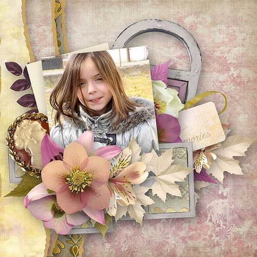 Breeze of past de Simplette scrap designs