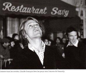 25 janvier 1972 : Inauguration du nouveau RTL signé Vasarely