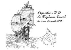Exposition et dédicace de Stéphane Duval