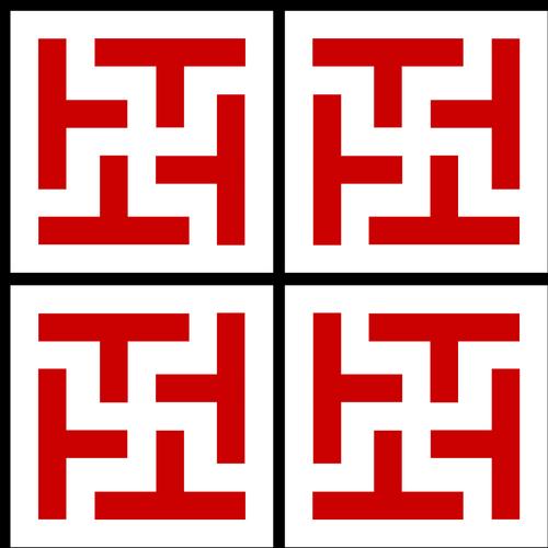 Motif chinois #3 version B