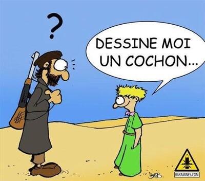 Macron, Islam, ce sont les infos pas méchantes du samedi