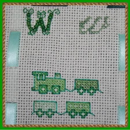 lettre w r