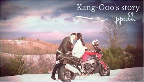 Kang-Goo's story