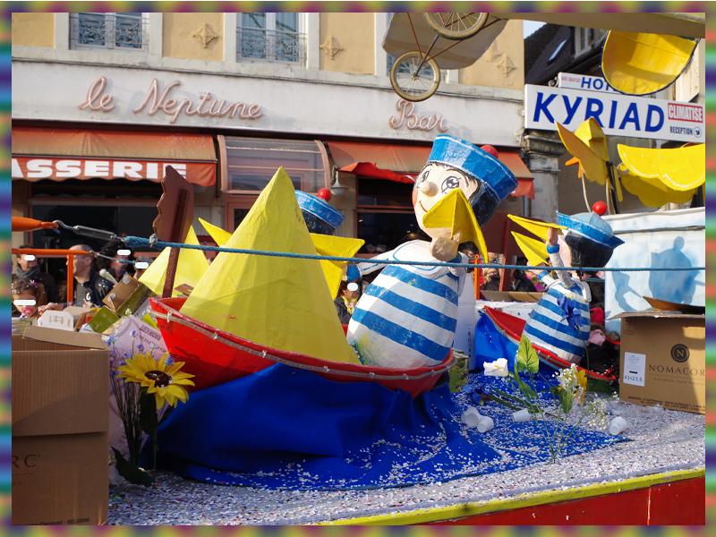71100 Chalon sur Saône  Carnaval 2016