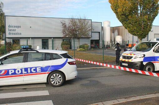 Deux explosions à  Dreux !