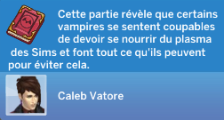 """Compétence """"Coutumes des vampires"""""""