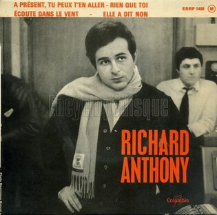 Richard Anthony, 1964