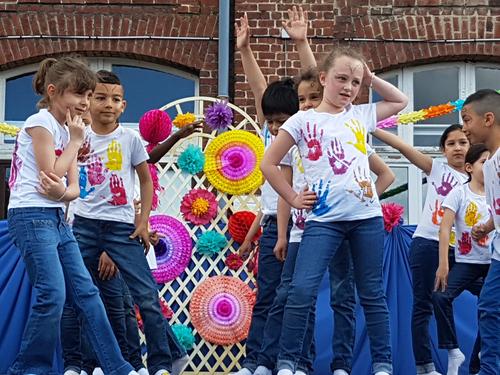 Retour en photos sur la fête de l'école.