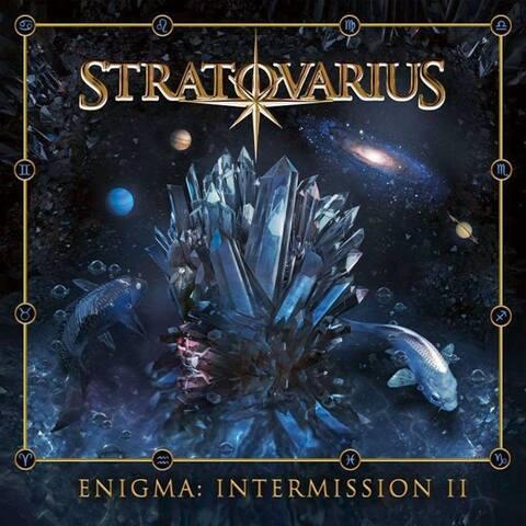 STRATOVARIUS - Un nouvel extrait de l'album Enigma: Intermission II dévoilé