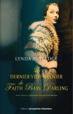 Le dernier vide-grenier de Faith Bass Darling, Lynda RUTLEGE