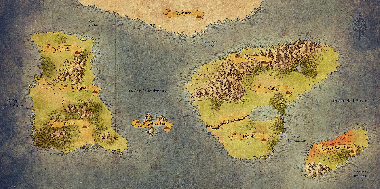 Carte d'Alona