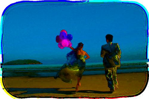 tube mariage bouquet alliance