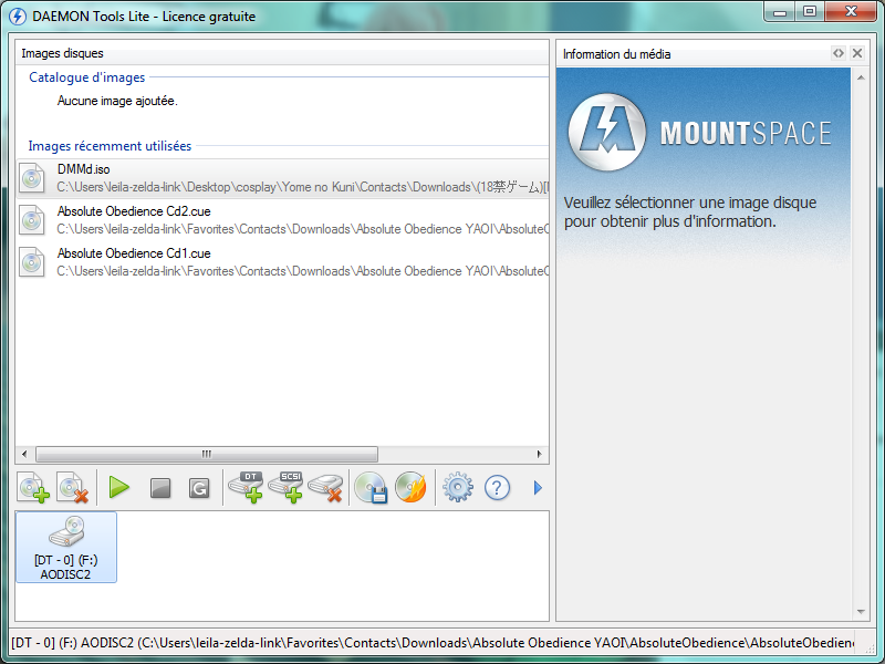 comment fonctionne daemon tools