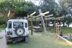 Construction d'un faré