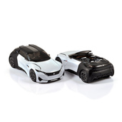 1:43 NOREV 479989 & 479990 Peugeot Concept Car Fractal 2015 (prototypes)