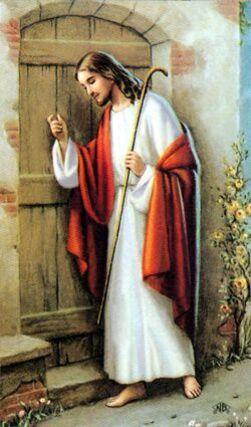 Etre, Jésus, une offrande d'humilité....