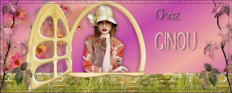 Kit pour le blog de GINOU
