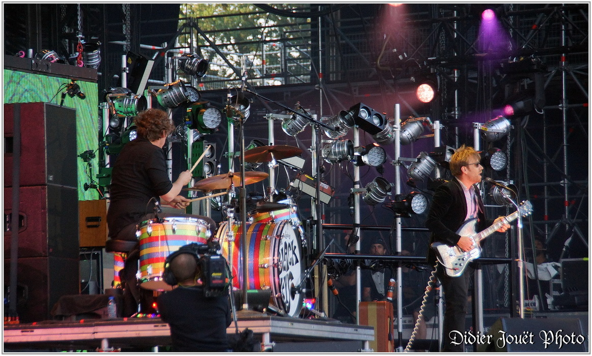 The Black Keys / Vieilles Charrues 2014