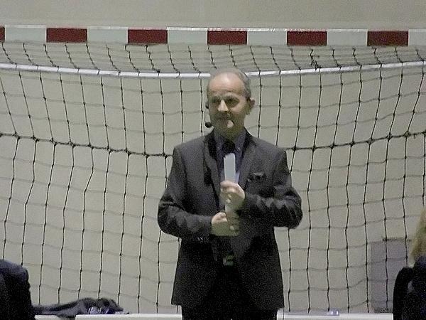 Hubert Brigand a présenté les voeux de la Municipalité de Châtillon sur Seine pour 2019