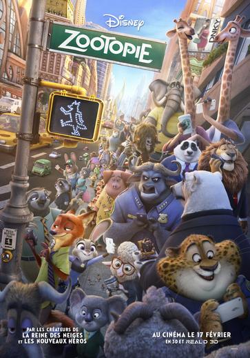 Zootopie ou le meilleur Disney next-gen