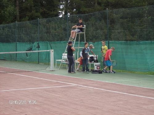Initiation au tennis