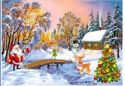 activités autour de Noël