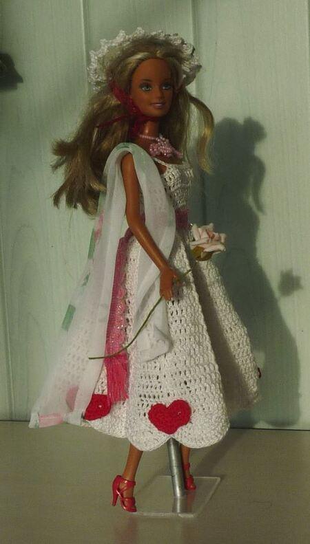 Barbie : le relooking de Valentine