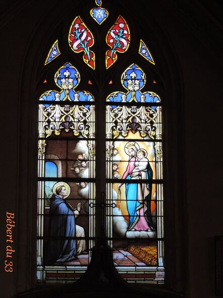 l'église St Madeleine -Vendôme-5