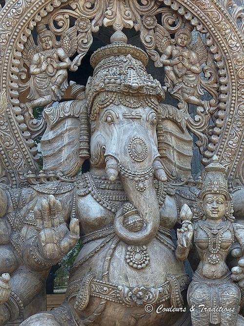 Temple Hindou - Ganesh