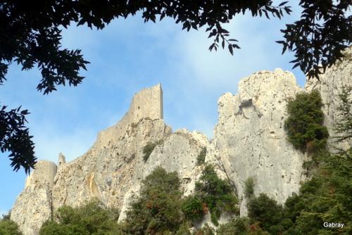 Peyrepertuse: château Cathare … n 1