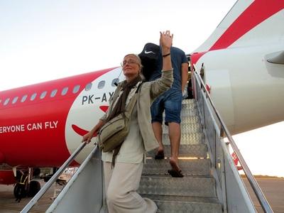 25 Août 2015 - En route pour Kuala Lumpur...