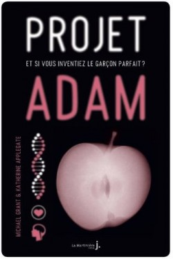 Le nouveau roman de Michael Grant & KA Applegate