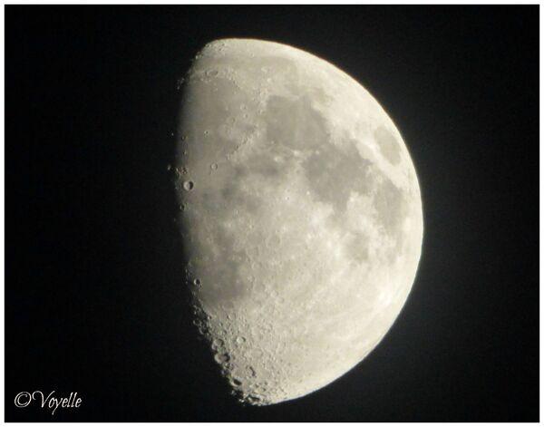 Ho bella la luna !