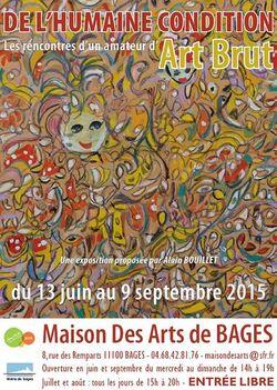 L'Art brut à l'honneur à Bages d'Aude.